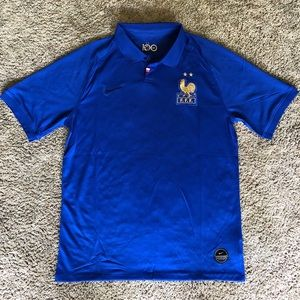France Limited Edition Centenary Polo Jersey